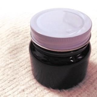 自家栽培ブラックベリージャム 270g コンフィチュール 糖度70%以上(缶詰/瓶詰)