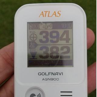 ユピテル(Yupiteru)のユピテル ゴルフgpsナビ AGN900 ゴルフ距離計(その他)