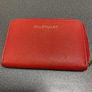 ジルスチュアート(JILLSTUART)の【値下げ】JILLSTUART ミニ財布(コインケース)
