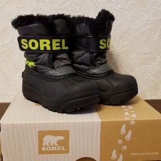ソレル(SOREL)の【SOREL ソレル】スノーブーツ 15㎝(ブーツ)