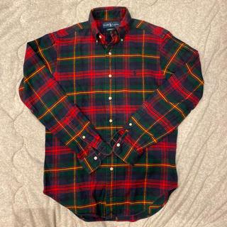 ポロラルフローレン(POLO RALPH LAUREN)のポロラルフローレン フランネルチェック ボタンダウンシャツ(シャツ)