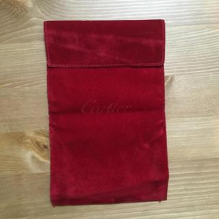 カルティエ(Cartier)のCartier 保存袋(ショップ袋)
