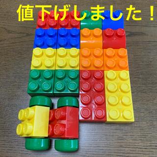 ミキハウス(mikihouse)のおおきなブロック(積み木/ブロック)