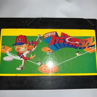 ファミリーコンピュータ(ファミリーコンピュータ)のプロ野球ファミリースタジアム(家庭用ゲームソフト)