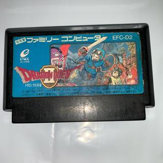 ファミリーコンピュータ(ファミリーコンピュータ)の訳あり ドラクエ2(家庭用ゲームソフト)