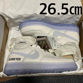 ナイキ(NIKE)のNIKE AIR FORCE 1 WNTR GORE TEX  26.5(スニーカー)