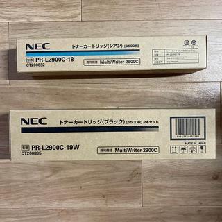 NEC - NEC純正【PR-L2900C】大容量トナー(2本セット)