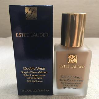 エスティローダー(Estee Lauder)のエスティローダー ダブルウェア サンド 36(ファンデーション)