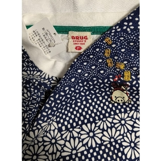 ドラッグストアーズ(drug store's)の〈未使用〉  Drug Store's   半袖Tシャツ     size  F(シャツ)