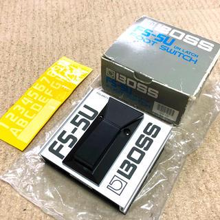 ボス(BOSS)のBOSS FS-5U(その他)