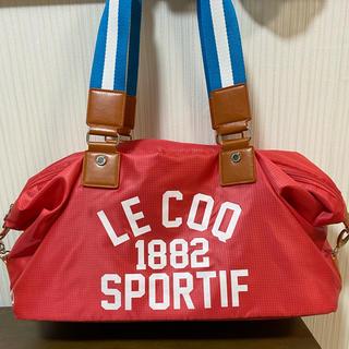 ルコックスポルティフ(le coq sportif)のルコック ゴルフ スポーツ ボストンバッグ(バッグ)