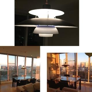 【正規品】ルイスポールセンGH5Plus (電球2つとペンダントサポート付き)(天井照明)