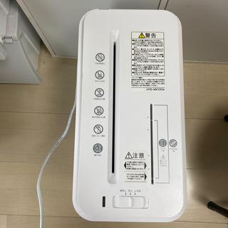 コクヨ(コクヨ)のコクヨ シュレッダー 超静音 コンパクト 最大細断5枚 ホワイト (オフィス用品一般)
