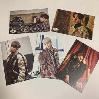 シャイニー(SHINee)のSHINee WORLDJ official fan Club  ポストカード(K-POP/アジア)