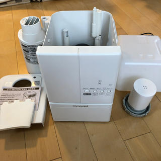 ミツビシ(三菱)のroomist  ルーミスト 加湿器 SHE60MD(加湿器/除湿機)
