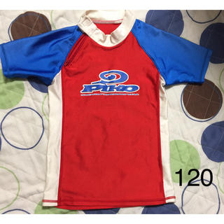 ピコ(PIKO)のPIKO  ラッシュガード  半袖  120センチ(水着)