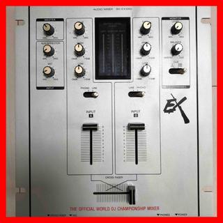 パナソニック(Panasonic)のTechnics SH-EX1200 テクニクス EX DJミキサー スクラッチ(DJミキサー)