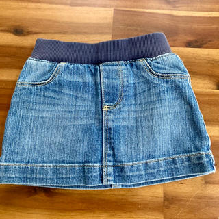 オールドネイビー(Old Navy)のオールドネイビー・キッズ・スカート・90センチ(スカート)