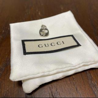 グッチ(Gucci)のGUCCI ピアス インターロッキングG(ピアス(片耳用))