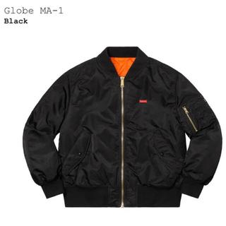 シュプリーム(Supreme)のSupreme glove MA-1(フライトジャケット)