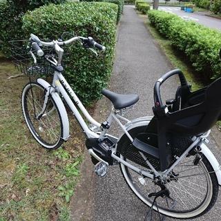 ブリヂストン(BRIDGESTONE)のゆう様専用  HYDEE   電動自転車 ハイディ  子供乗せ  自転車(自転車本体)