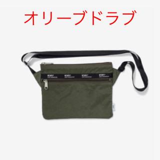 ダブルタップス(W)taps)のwtaps 19ss sling bag nylon オリーブドラブ  vans(ショルダーバッグ)