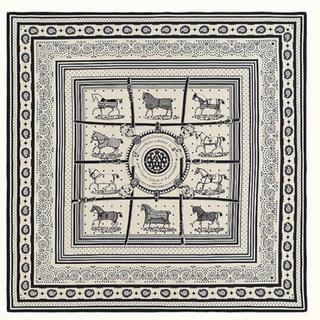 エルメス(Hermes)の美品 エルメス カシシル  2020(ストール/パシュミナ)