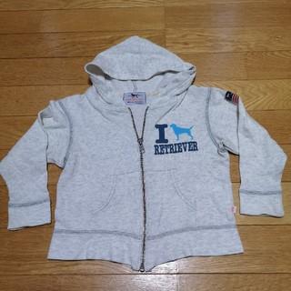 ラブラドールリトリーバー(Labrador Retriever)のLabrador Retriever パーカー 100(Tシャツ/カットソー)