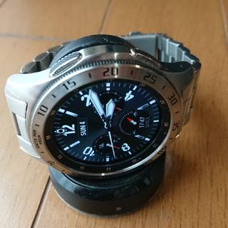 ギャラクシー(Galaxy)のギャラクシー ウオッチ galaxy watch smr800 46mm(腕時計(デジタル))