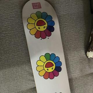 メディコムトイ(MEDICOM TOY)の新品 kaikaikiki 村上隆 skateboard deck(スケートボード)