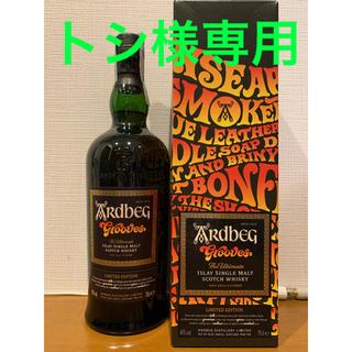 【トシ様専用】アードベッグ グルーヴス(ウイスキー)