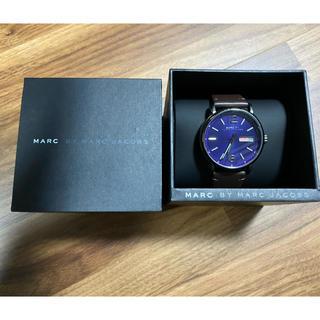 マークバイマークジェイコブス(MARC BY MARC JACOBS)のマークバイマークジェイコブス メンズ腕時計(腕時計(アナログ))