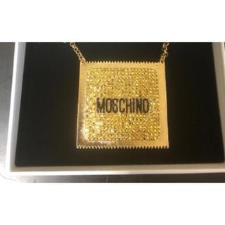 モスキーノ(MOSCHINO)のH&M moschino ネックレス コンドーム(ネックレス)