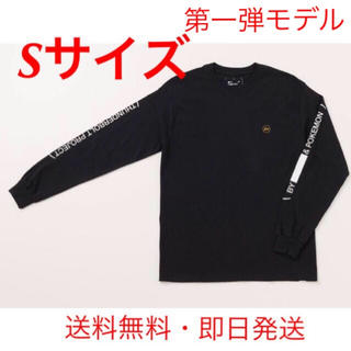 フラグメント(FRAGMENT)の 【Sサイズ】ロンT 黒 thunderbolt project (Tシャツ/カットソー(七分/長袖))