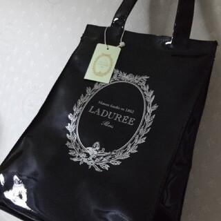 ラデュレ(LADUREE)の保冷バッグ エコバッグ LADUREE 新品 タグ付き マチたっぷり ラデュレ(エコバッグ)