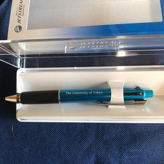 ミツビシエンピツ(三菱鉛筆)の東京大学公式グッズ ジェットストリーム4&1 ライトブルー(ペン/マーカー)