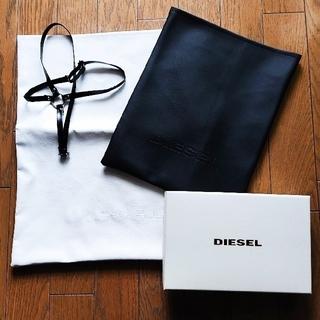 ディーゼル(DIESEL)のDIESEL レザーギフトバック 空箱(ラッピング/包装)