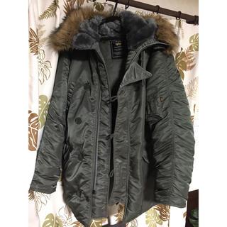 アルファN-3Bミリタリージャケット秋冬服人気