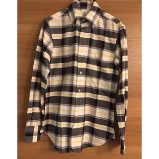 ブラックフリース(BLACK FLEECE)のブラックフリース チェックシャツ ブルックスブラザーズ(シャツ)