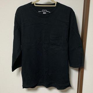 グリーンレーベルリラクシング(green label relaxing)のUNITED ARROWS コットン胸ポケカットソー(Tシャツ/カットソー(七分/長袖))