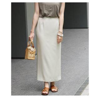 イエナ(IENA)のイエナ スカート タグ付 試着のみ サイズ36(ロングスカート)