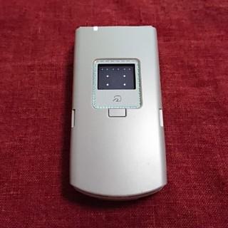 エヌティティドコモ(NTTdocomo)のドコモ N902iS ジュエルピンク ガラケー本体(携帯電話本体)
