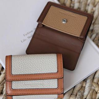ルームサンマルロクコンテンポラリー(room306 CONTEMPORARY)のColor Scheme Mini Wallet  room306 (財布)
