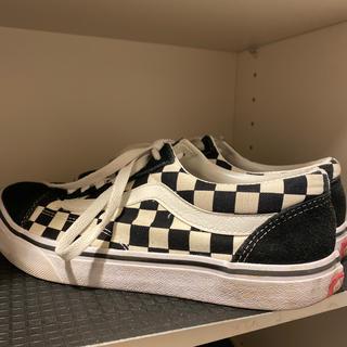 ヴァンズ(VANS)のvans 靴(スニーカー)