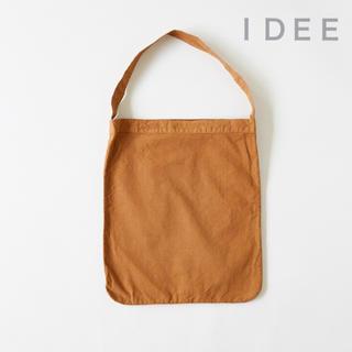 イデー(IDEE)のPOOL いろいろの服 ワンショルダートート  ブラウン (トートバッグ)