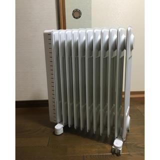 ムジルシリョウヒン(MUJI (無印良品))のオイルヒーター 無印(オイルヒーター)