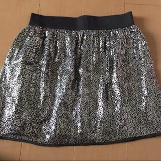 ギャップ(GAP)の新品 未使用 タグ付き GAP スカート ダンス 衣装 送料込み レディース(ひざ丈スカート)