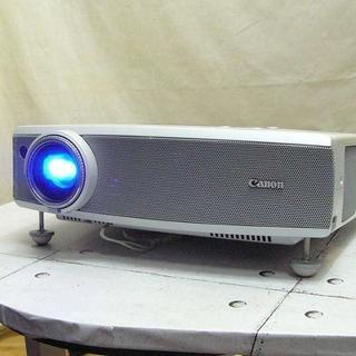 キヤノン(Canon)の通電確認済み プロジェクター(プロジェクター)