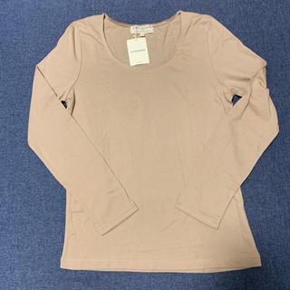 ビームス(BEAMS)のBEAMS★ロングスリーブ 綿100%【新品】(Tシャツ(長袖/七分))