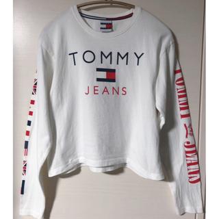 トミーヒルフィガー(TOMMY HILFIGER)のTOMMY JEANS  インポートトップス セット(Tシャツ(長袖/七分))